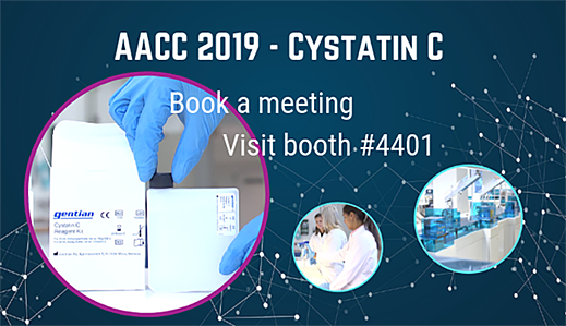Cystatin C at AACC 2019