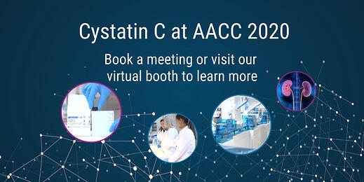 Cystatin C at AACC 2020