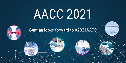 Gentian at AACC 2021