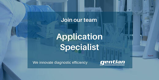 We are looking for an Application Specialist to join our R&D team