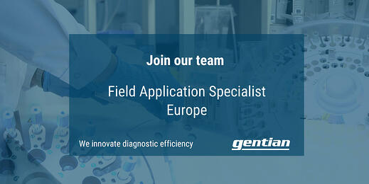We are looking for a Field Application Specialist Europe
