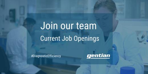 Gentian careers – Current Job Openings