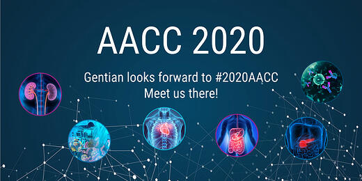 Gentian at AACC 2020
