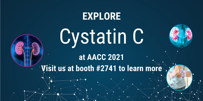 Cystatin C at AACC 2021