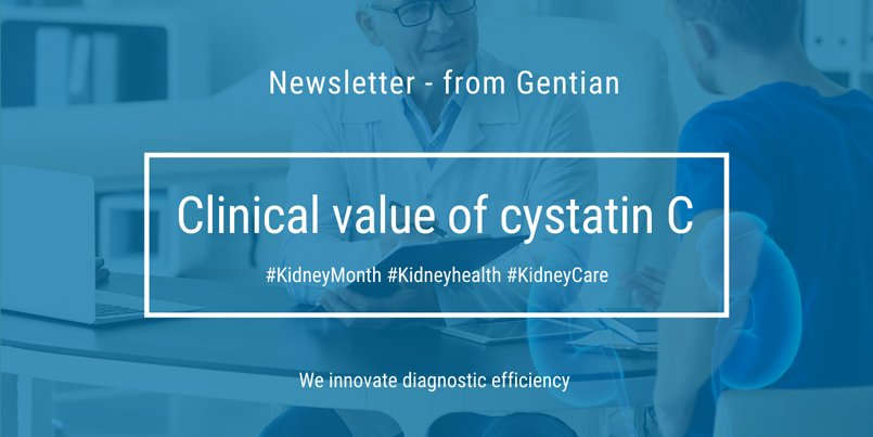 clinical value of cystatin c