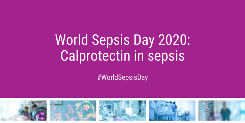 World Sepsis Day 2020: Calprotectin in sepsis